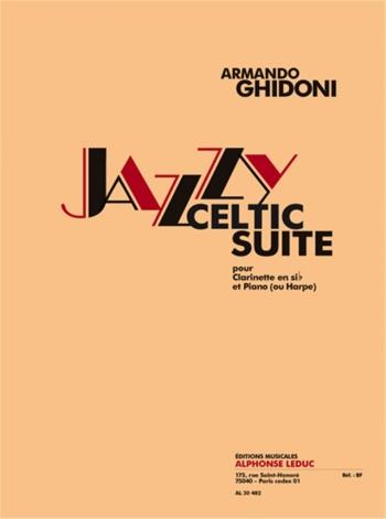 Jazzy Celtic Suite: Clarinet & Piano