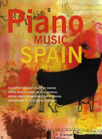The Piano Music  Of  Spain: Vol 1-3