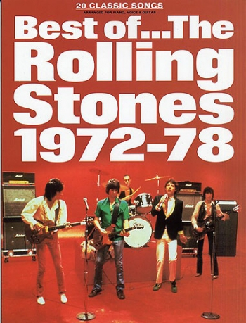 Best Of The Rolling Stones 1972 -1978: PVG