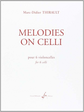 Melodies On Celli: Cello And Piano