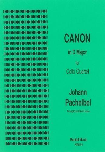 Canon: Cello Quartet
