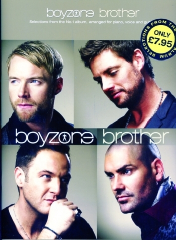 Boyzone: Brother: Selections: Piano Vocal Guitar