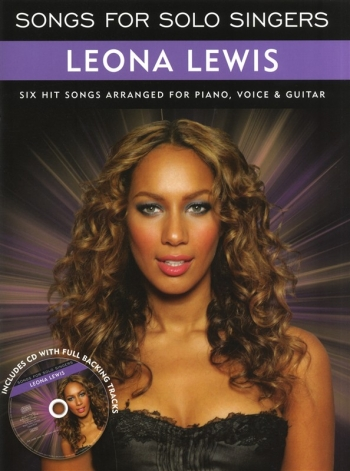Songs For Solo Singers: Leona Lewis: Piano Vocal Guitar Album