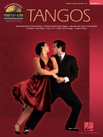 Tangos: Piano Play Along: Vol79: Book And Cd