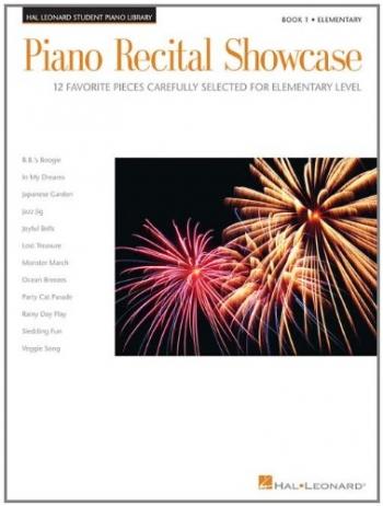 Piano Recital Showcase: Book 1:  Hal Leonard Student Piano