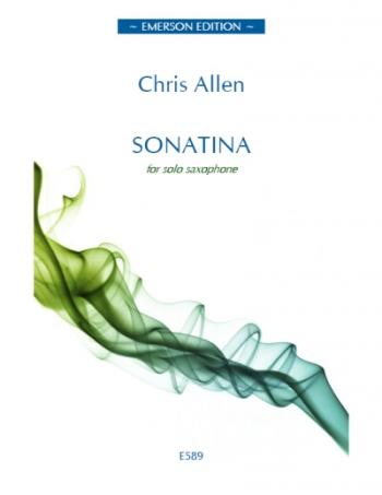 Sonatina: Saxophone Solo (Emerson)