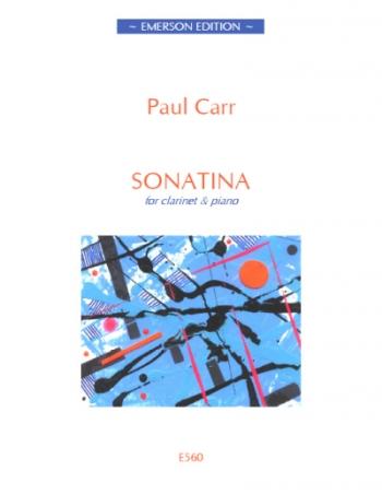 Sonatina: Clarinet And Piano (Emerson)