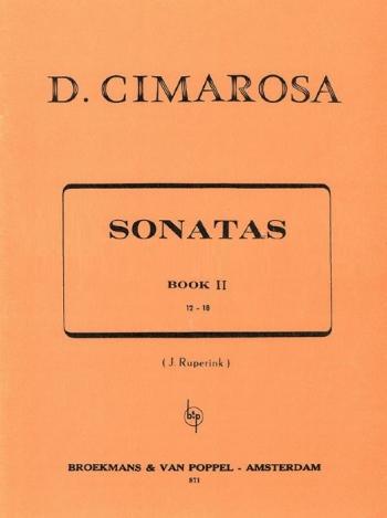Sonatas Vol.2: No.12-18