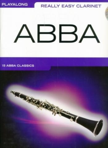 Really Easy Clarinet: Abba: Clarinet Playalong