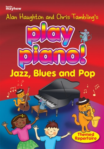 Play Piano! - Jazz Blues And Pop