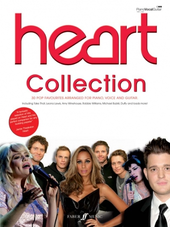 Heart FM: The Collection: Piano Vocal Guitar