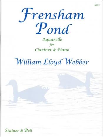 Frensham Pond Aquarelle For Clarinet: Clarinet & Piano (William Lloyd)