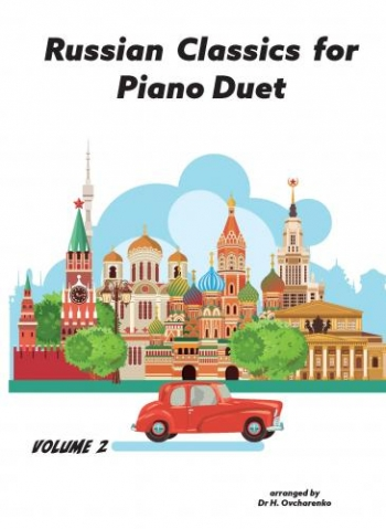 Russian Classics: Vol.2: Piano Duets