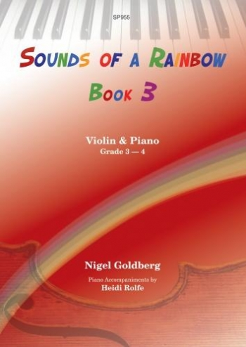 Sounds Of A Rainbow: 3: Violin And Piano