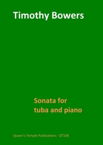 Sonata: Tuba And Piano
