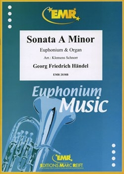 Sonata: A Minor: Euphonium And Piano