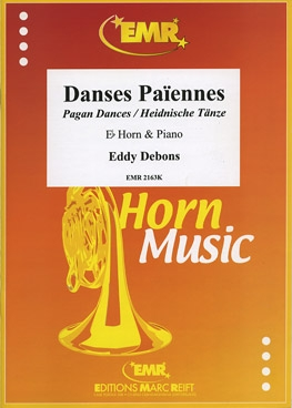 Pagan Dances: Danses Paienned: Eb Horn And Piano: Tenor Horn