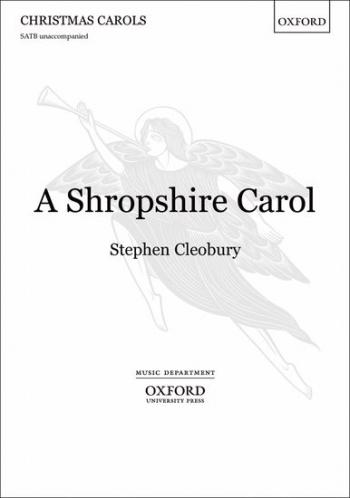 Shropshire Carol: Vocal: SATB