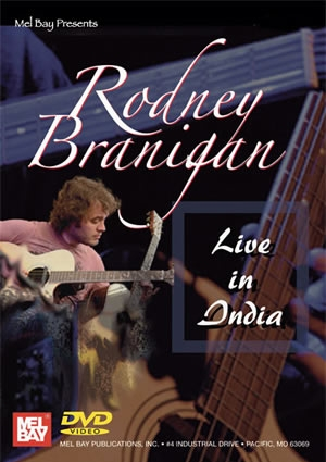 Rodney Branigan: Live In India: Guitar: DVD