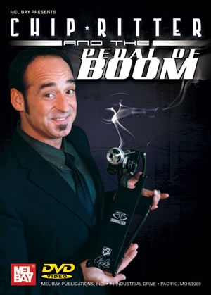 Chip Ritter: And The Pedal Of Boom: Drum: DVD