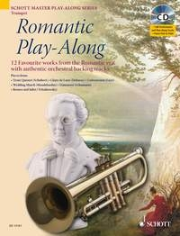 Romantic Play Along: Trumpet: Book & CD