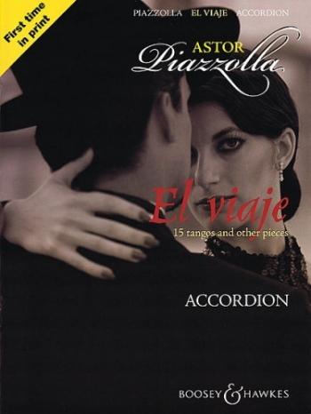 El Viaje:15 Tangos And Other Pieces: Accordion