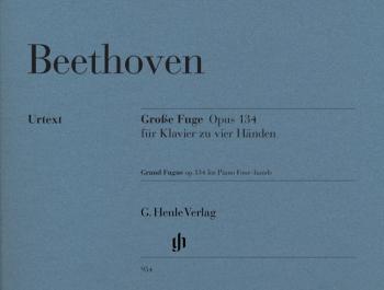 Grand Fugue: Op.34: Pano Duet
