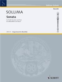 Sonata: Treble Recorder
