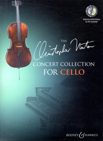 Concert Collection: Cello: Book & Cd (Christopher Norton) (Boosey & Hawkes)
