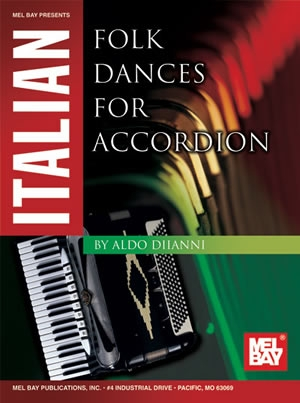 Italian Folk Dances For Accordion