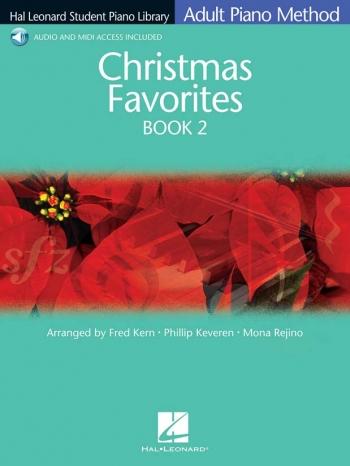 Hal Leonard: 2: Christmas Favourites: Bk&cd: Adult Piano Method