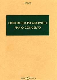 Piano Concerto: Op35: Miniature Score