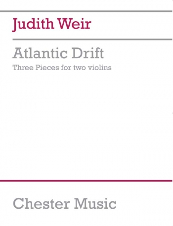 Atlantic Drift: Three Pieces For Two Violins