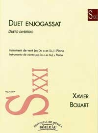 Playful Duet: Mixed Woodwind Ensemble