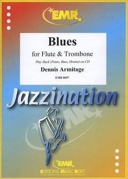 Blues: Flute & Trombone: Duet