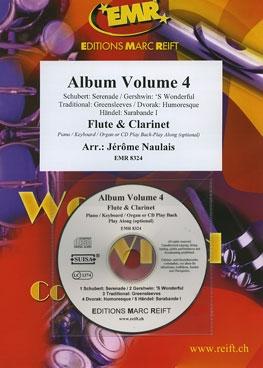 Album Vol 4: Duet: Flute And Clarinet