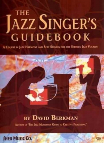 Jazz Singers Guidebook: Book And Cd
