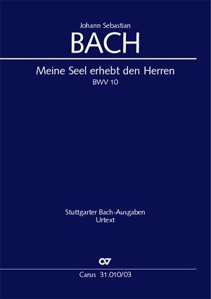 Meine Seel Erhebt Den Herren: Vocal Score