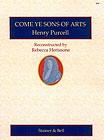 Come Ye Sons Of Art: Full Score
