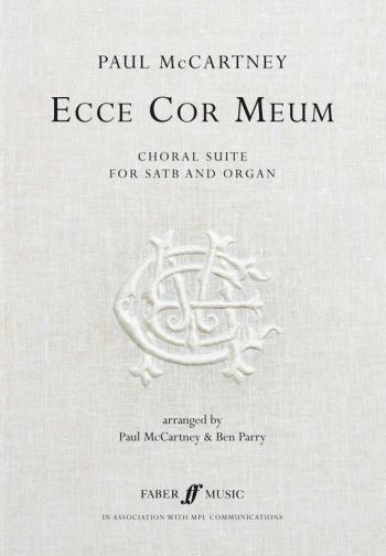 Ecce Cor Meum: Choral Suite: SATB: Vocal Score