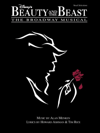 Beauty And The Beast: Disney: Broadway Muiscal: Vocal Selections