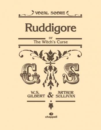 Ruddigore: Vocal Score  (Faber)