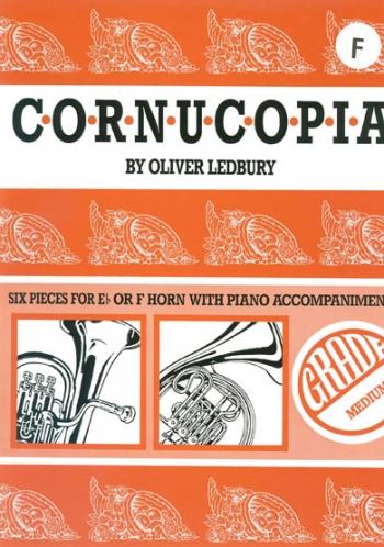 Cornucopia: French Horn & Piano (ledbury)