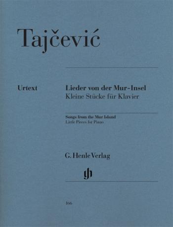 Lieder Von Der Mur-Insel: Piano  (Henle Ed)