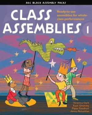 Class Assemblies 1: Ages 5-6: Book And Cd