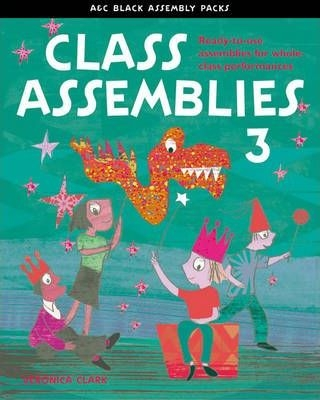 Class Assemblies 3: Ages 7-8: Book And Cd