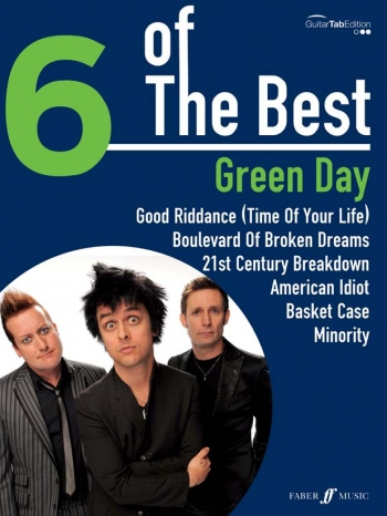 6 Of The Best: Green Day: Guitar Tab Edition