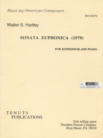 Sonata Euphonica: Euphonium And Piano