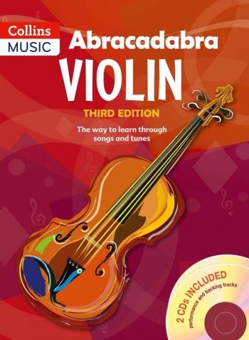 Abracadabra Violin: Book Tutor: Book & CD (A & C Black)