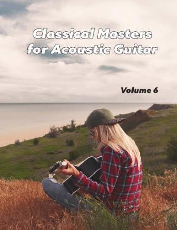 Classical Masters: Vol 6: Guitar Incuding Tab